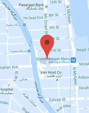 دفتر مرکزی: تهران، خیابان شهید مطهری، رو به روی خيابان ميرعماد ، پلاك 264 ، طبقه سوم / تلفن:  88304070-021  / فكس:  88839641-021  /  info@amsiran.com